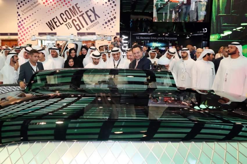 اتصالات الإمارات تستعرض قدرات الجيل الـ5  في جيتكس للتقنية