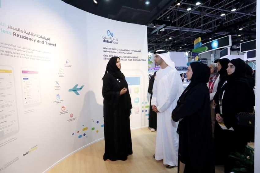 دبي الذكية ومطارات دبي يطلقان خدمة السفر عبر تطبيق «دبي الآن»