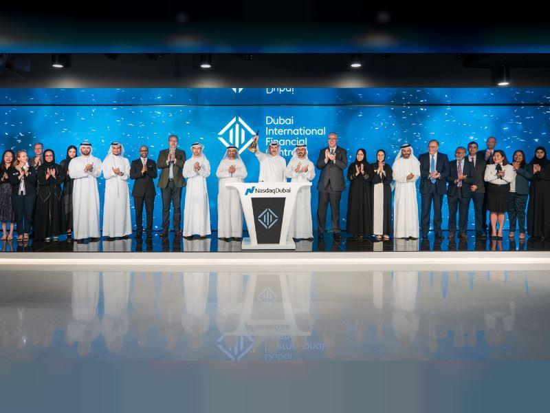 احتفال في ناسداك بتصنيف دبي الـ8 عالمياً بقائمة أفضل المراكز المالية