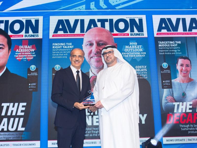 العربية للطيران تنال جائزة أفضل شركة طيران اقتصادي للعام