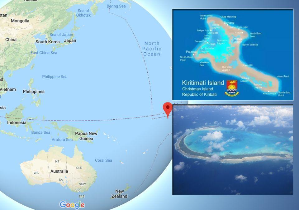 كيريباتي تعفي مواطني الإمارات من تأشيرة دخول أراضيها