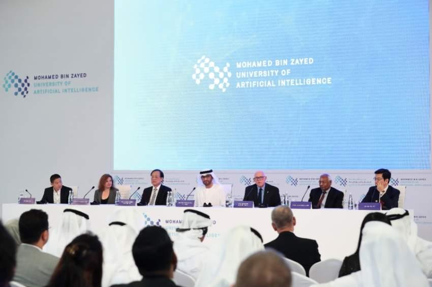 الإعلان عن تأسيس جامعة محمد بن زايد للذكاء الاصطناعي في أبوظبي