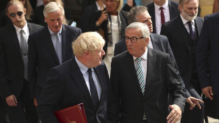 أخيرا، إنجاز اتفاق خروج بريطانيا من الاتحاد الأوربي
