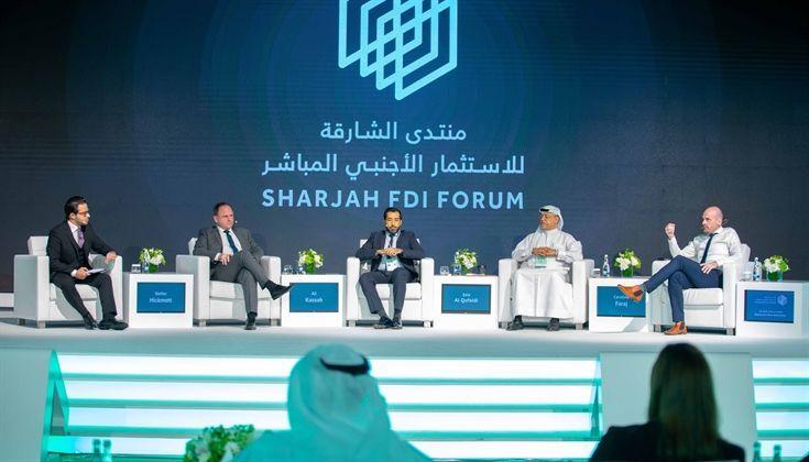 يومي 11 و12 نوفمبر القادم، الدورة الخامسة من منتدى الشارقة للاستثمار الأجنبي المباشر