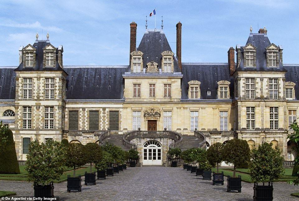 شاهد زفاف حفيد نابليون وحفيدة إمبراطورة فرنسا