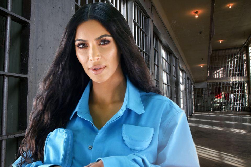 لأجل سجين.. ماذا طلبت كيم كارداشيان من حاكم ولاية تكساس