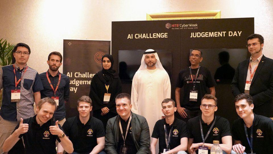 دبي للأمن الإلكتروني تشارك بتقييم أفضل فكرة بحثية في الأمن الرقمي