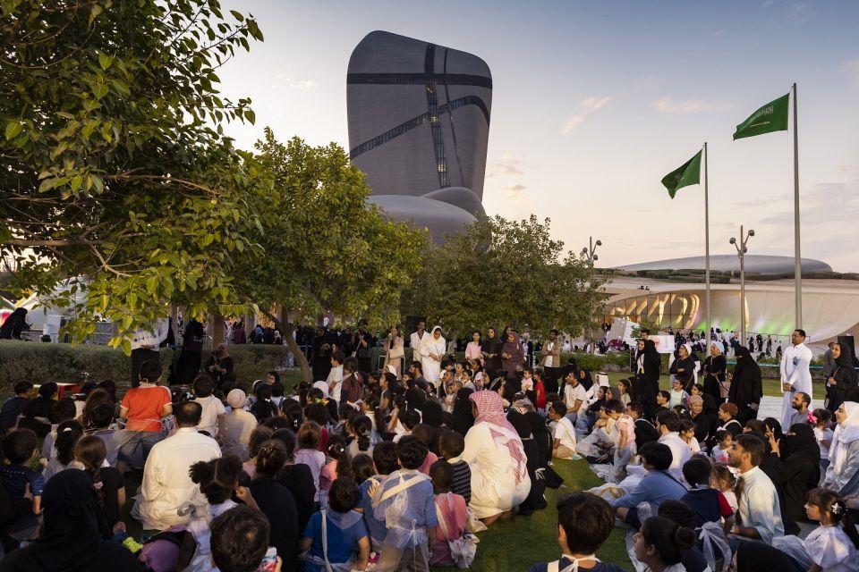 إثراء يجتذب مليون زائر من داخل السعودية وخارجها