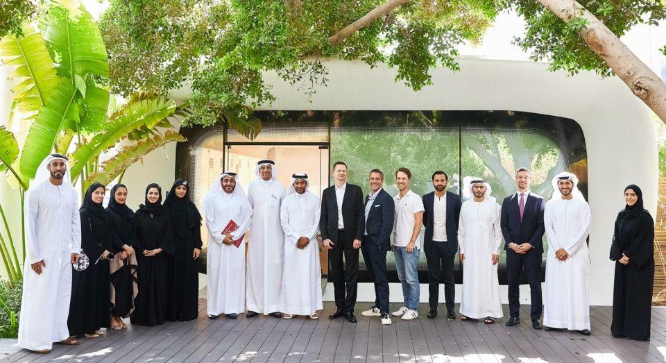 مجلس دبي لمستقبل ريادة الأعمال يبحث توفير الدعم للشركات الناشئة والمبتكرة