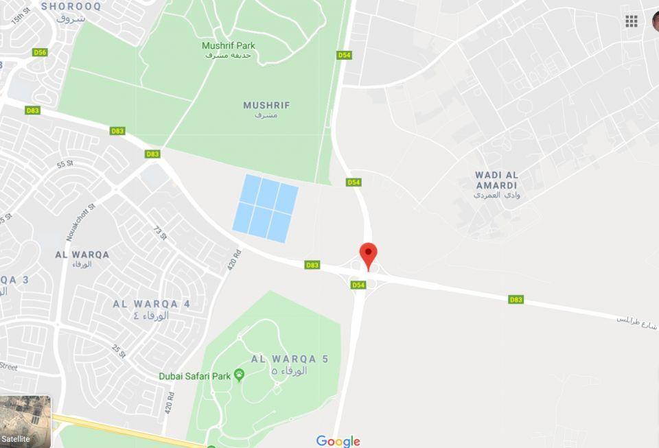 دبي: زيادة السرعة من 80 إلى 100 كمم ساعة في شارع طرابلس