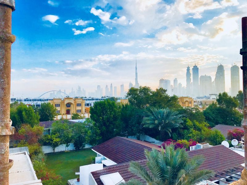 صور مذهلة تظهر جمال الإمارات