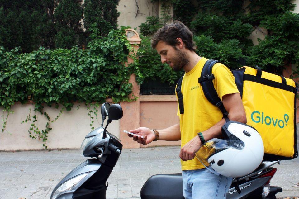 جلوفو منافسة أوبر واطلب والمنيوز بمصر تستهدف نصف سوق توصيل الطلبات التشاركي