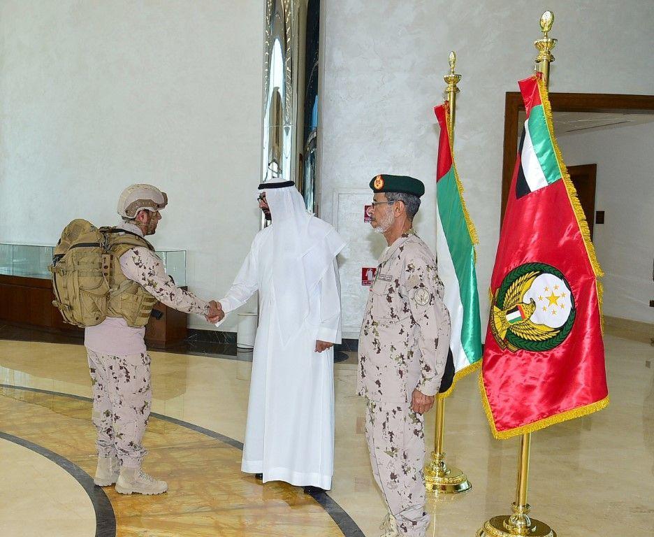 عودة القوات الإماراتية العاملة في عدن باليمن
