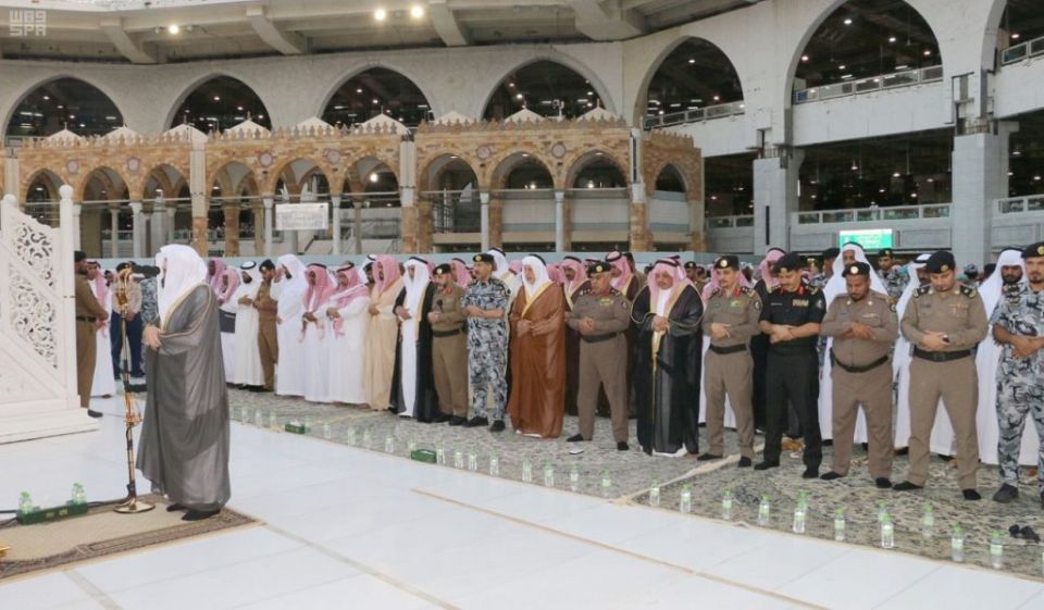 أداء صلاة الاستسقاء في جميع مناطق السعودية