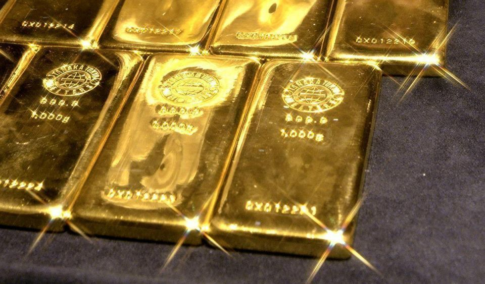 مصرف الإمارات المركزي يرفع حيازته من الذهب 39%