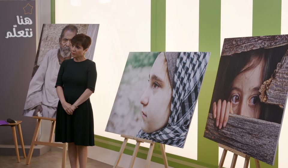 بالصور : 7 مشتركين يتأهّلون إلى نصف النهائيات في تحدي القراءة العربي