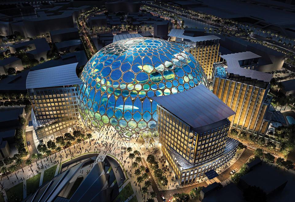إكسبو دبي يحتضن فعاليات القمة العالمية الخامسة للاقتصاد الإسلامي