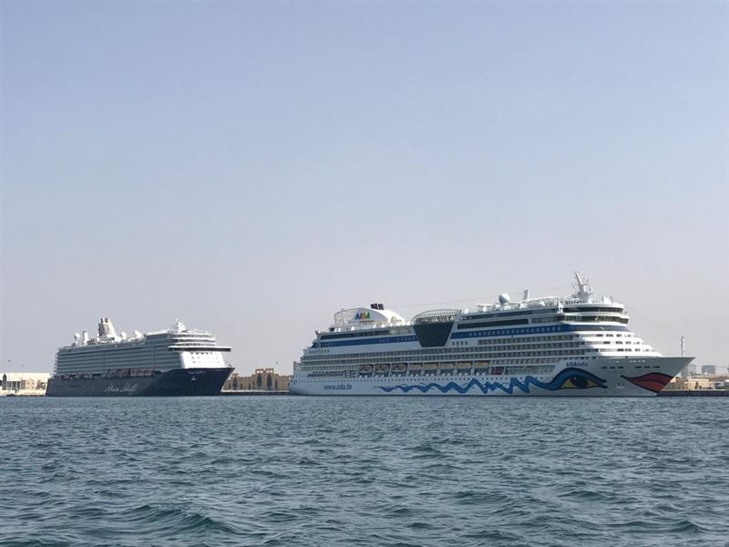 مليون زائر لدبي عبر البحر و200 سفينة سياحية تزور الإمارة