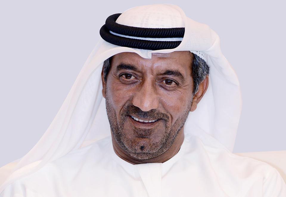 الشيخ أحمد بن سعيد يتولى الإشراف المؤقت على مجموعتي مراس و دبي القابضة