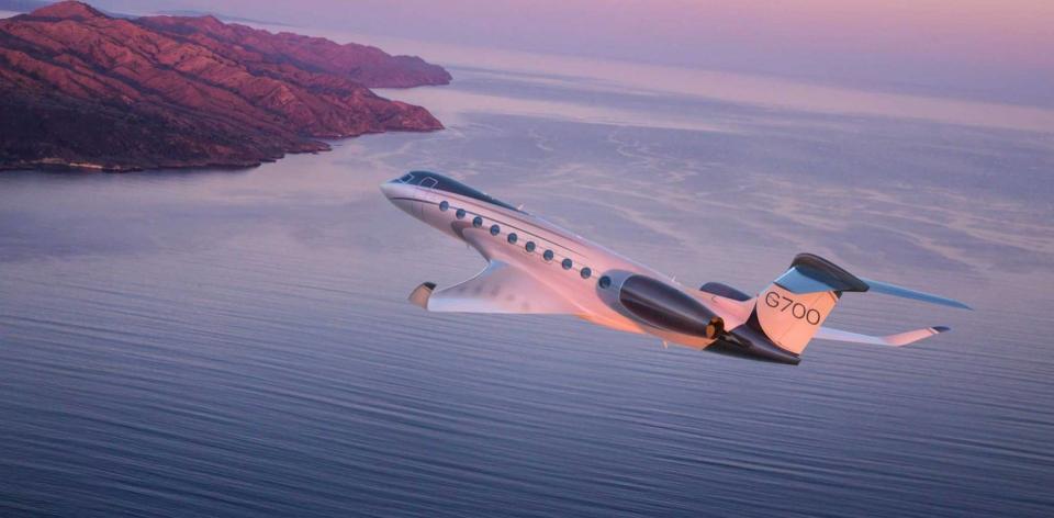 بالصور : أكبر طائرة خاصة في العالم