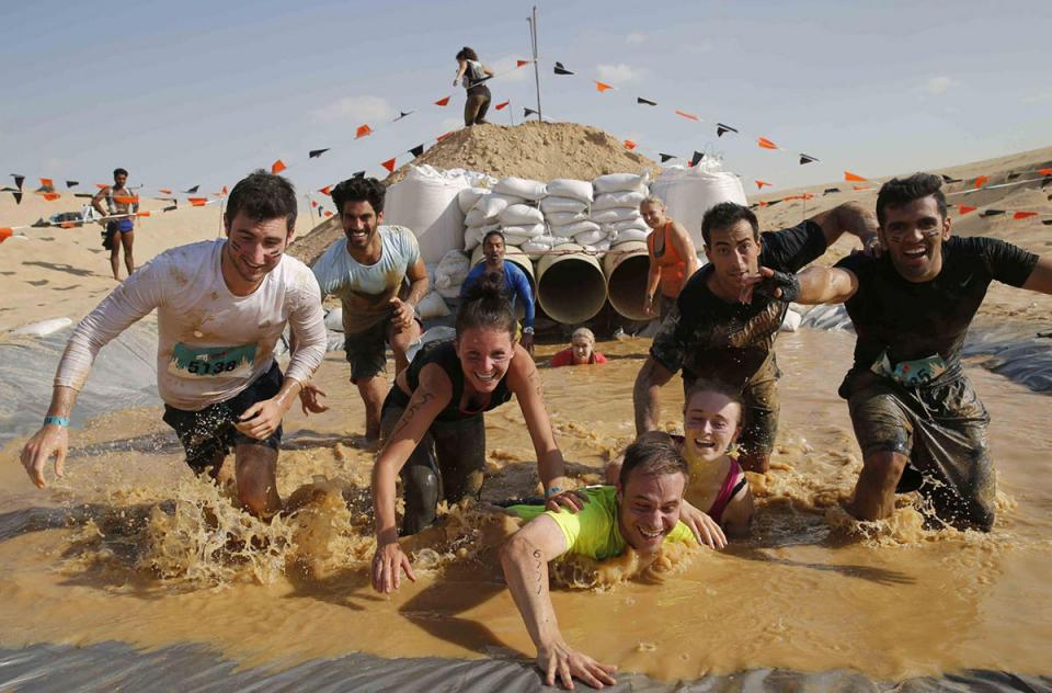 29 فعالية رياضية تحتضنها دبي نهاية الأسبوع الجاري