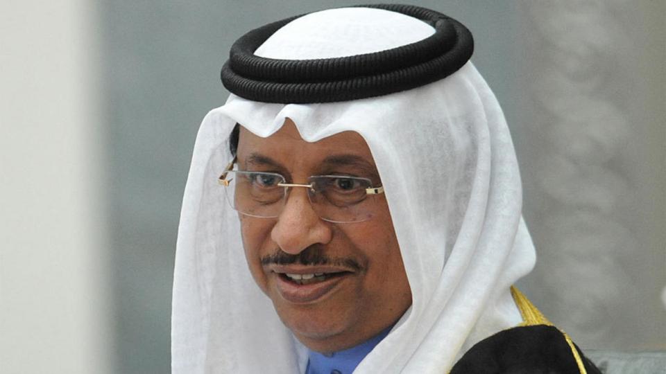رئيس وزراء الكويت يقدم استقالة الحكومة لأمير البلاد