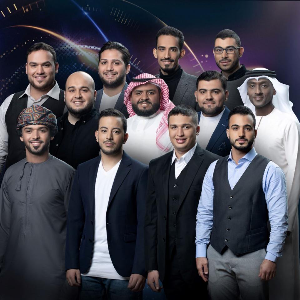 12 منشداً يتأهلون لمنافسات منشد الشارقة 2019