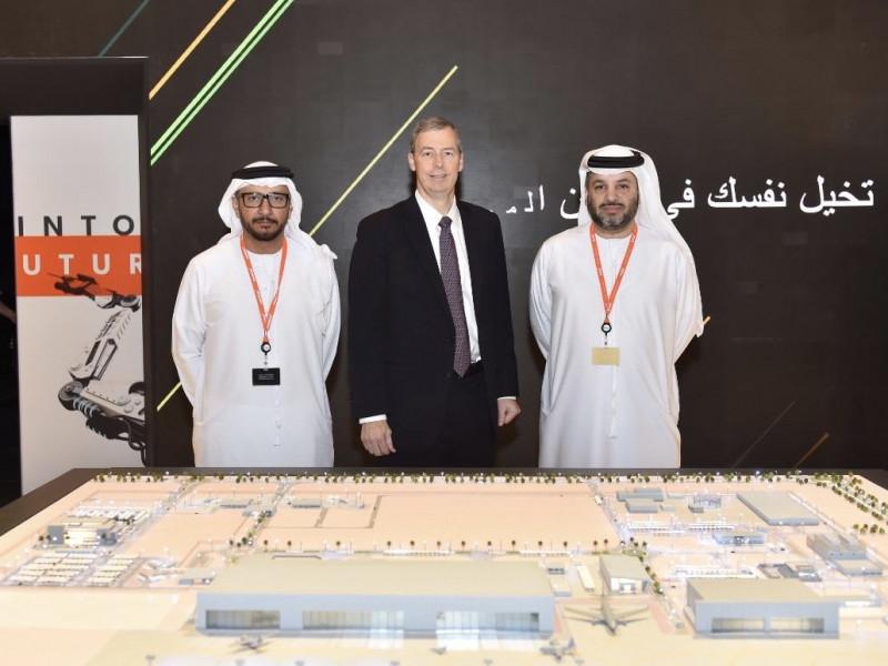 معرض دبي للطيران: «أمرك» تكشف عن منشأتها للصيانة والإصلاح العسكرية