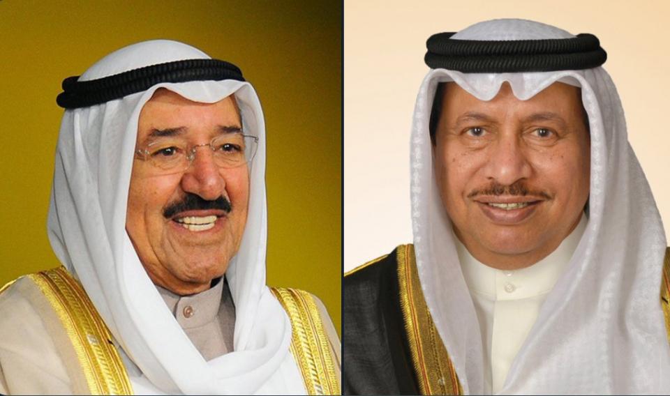 الكويت :  الشيخ جابر المبارك يعتذر عن تولي رئاسة الوزراء