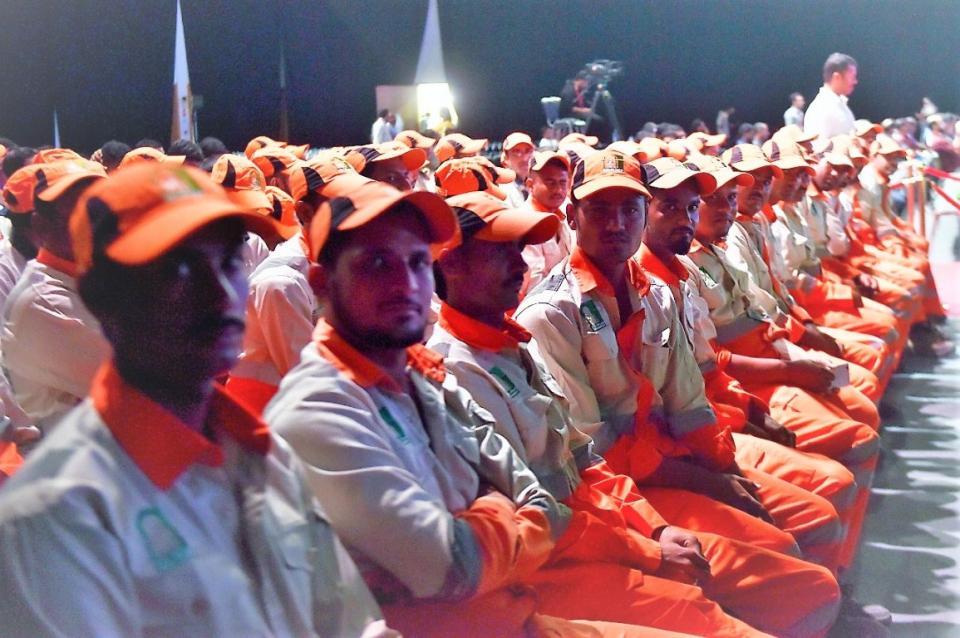 الشارقة.. ندوات لدمج مئات العمال في المشهد الثقافي للإمارة