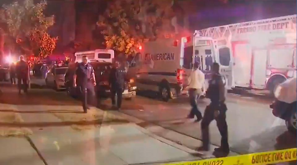 سقوط 4 قتلى و7 جرحى بعد إطلاق نار خلال حفل في كاليفورنيا