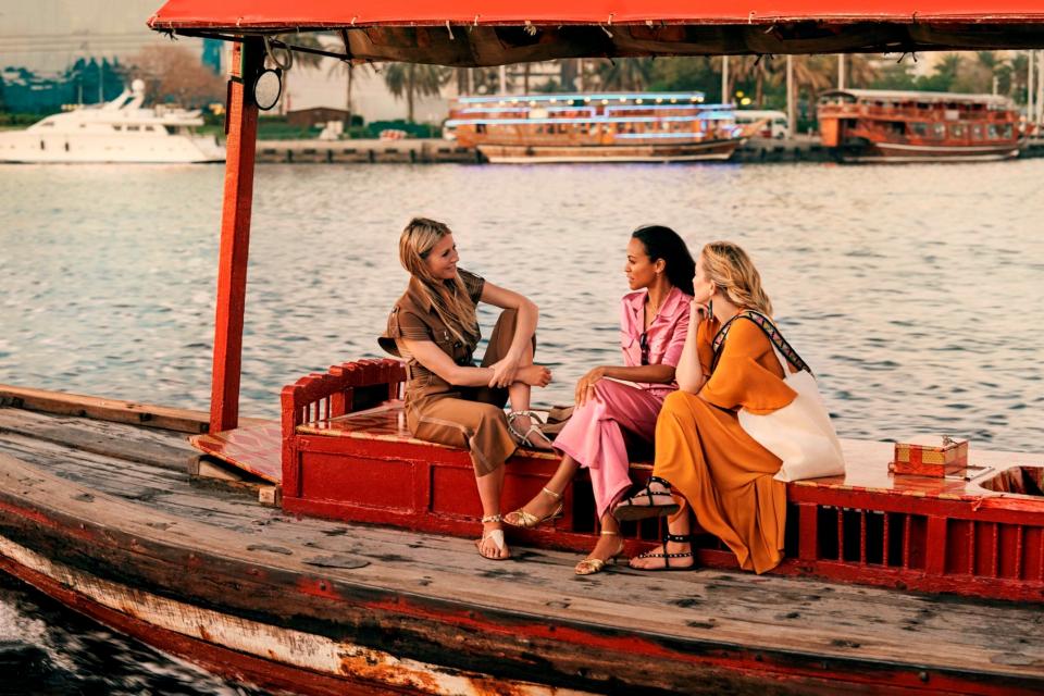 نجمات من هوليوود يسلّطن الضوء على عالمية دبي بفيلم ترويجي جديد