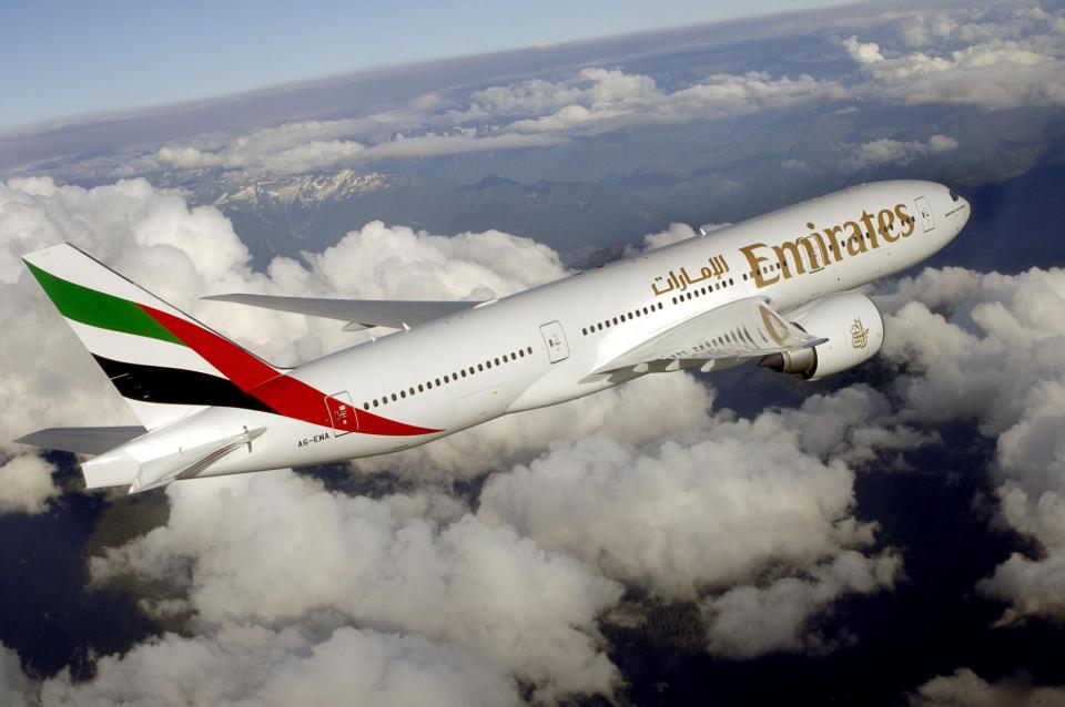 طيران الإمارات تستأنف رحلاتها إلى 6 مدن أخرى