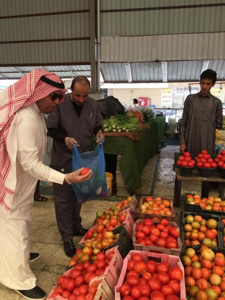 التجارة السعودية تتابع كميات المنتجات في السوق وتراقب الأسعار