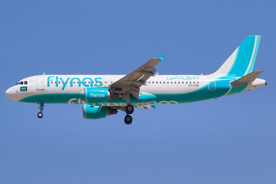 طيران ناس تدرس شراء طائرات نحيفة البدن من إيرباص