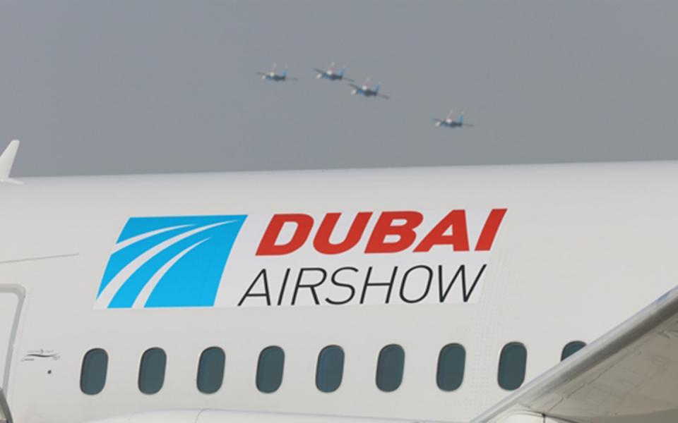 مبيعات طائرة بوينج الموقوفة 737 ماكس تتسارع بمعرض دبي للطيران
