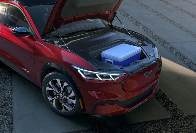 بالصور : فورد تكشف النقاب عن سيارة موستانج Mach-E الكهربائية