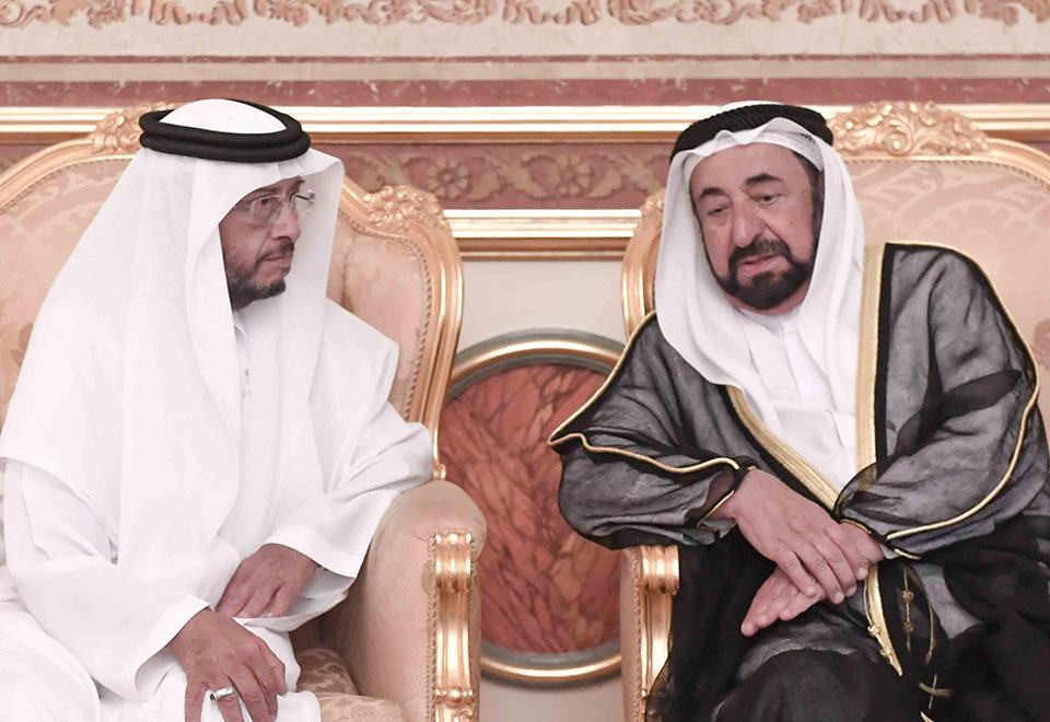 الشيخ سلطان بن زايد آل نهيان : حياته بالصور