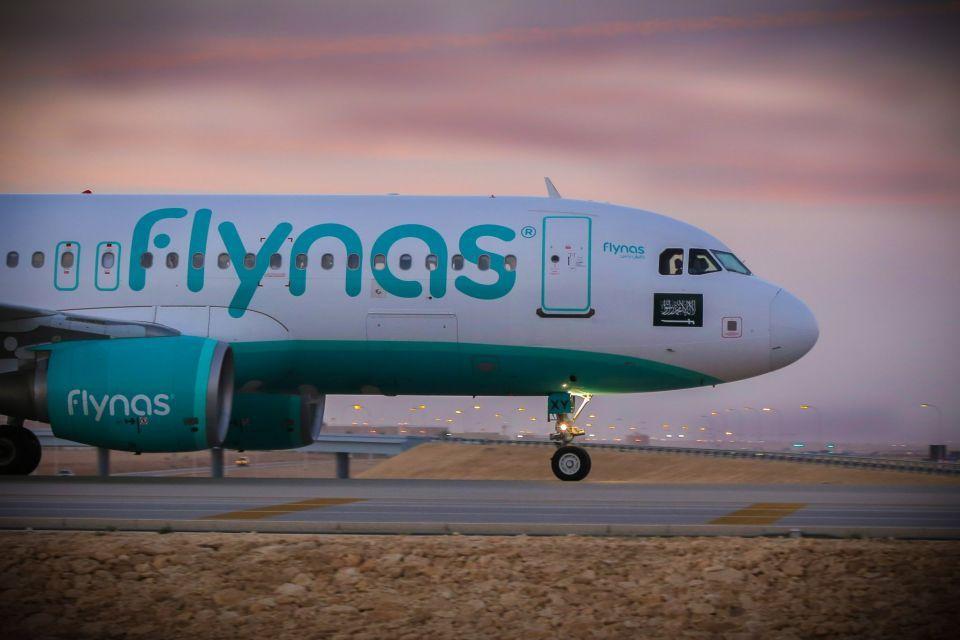 طيران ناس تطلق 10 وجهات جديدة في صيف 2020