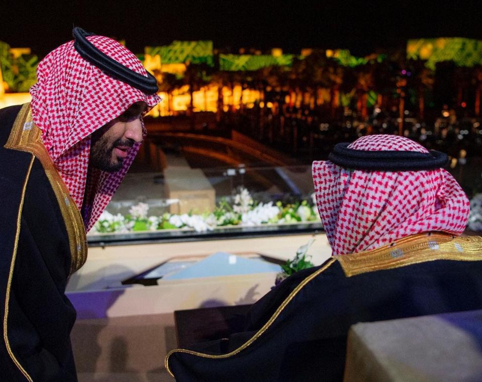 السعودية تطلق موسم الدرعية الجمعة لمدة شهر