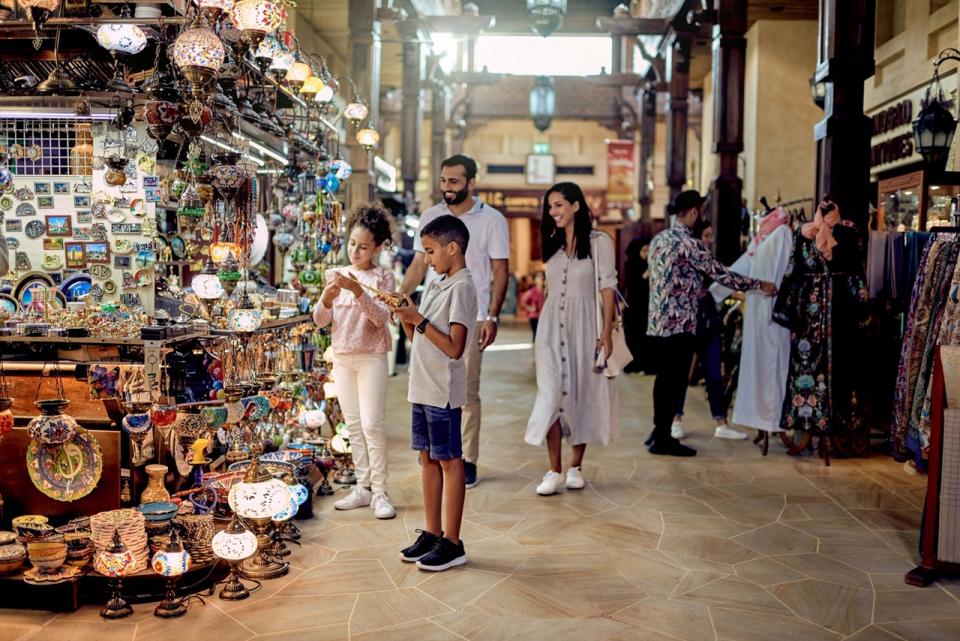 دبي تستقبل أكثر من 12 مليون زائر خلال 9 أشهر