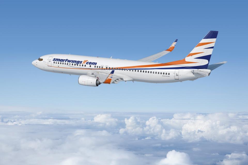 فلاي دبي تستأجر أربع طائرات بوينغ 800-737