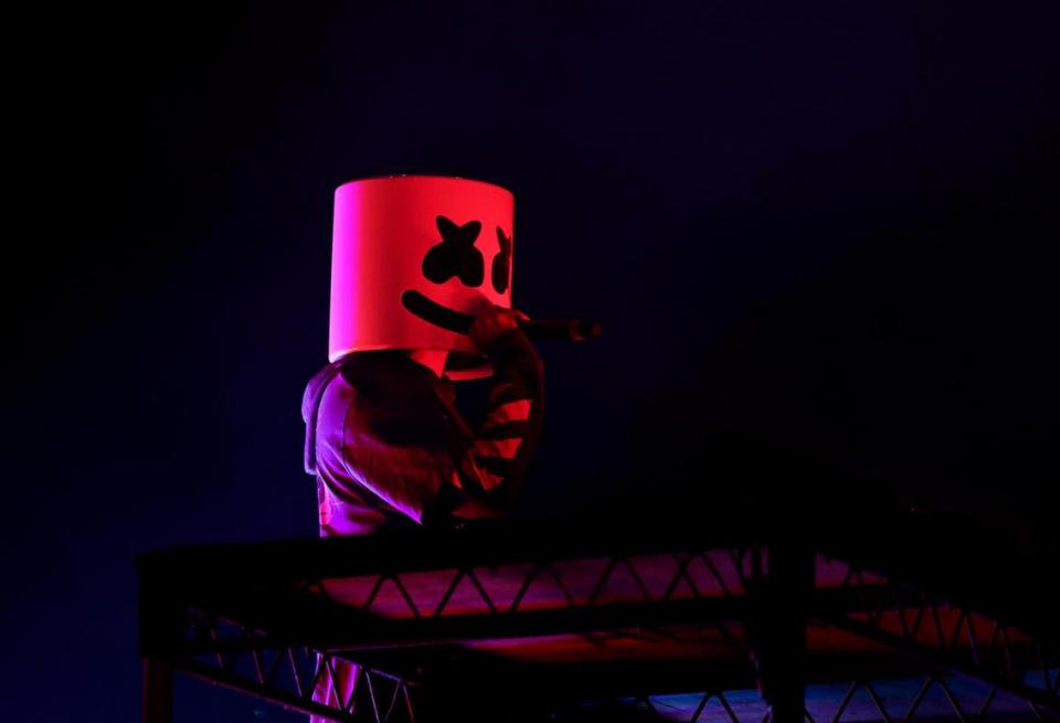 Marshmello يفتتح مهرجان يا سلام حفلات ما بعد السباق في أبو ظبي