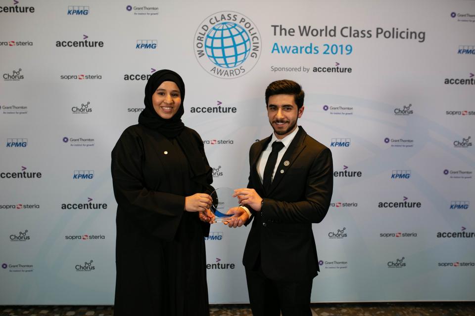 شرطة دبي تحصد أعلى تقدير في جوائز الشرطة العالمية عن عملية الستوكر