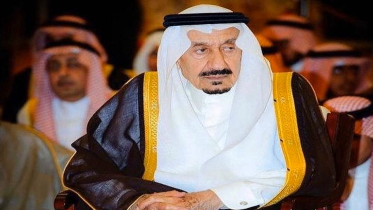 وفاة الأمير متعب بن عبدالعزيز آل سعود أخ العاهل السعودي