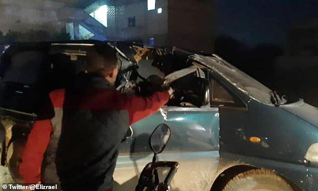 """إطلاق صاروخ """"النينجا"""" لقتل قياديين بتنظيم داعش في سوريا"""