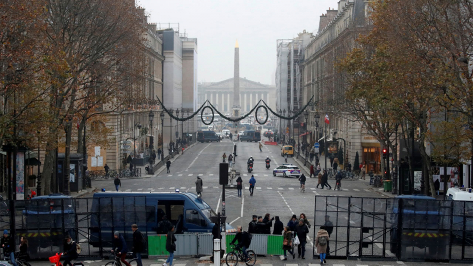 إضراب عام في فرنسا احتجاجا على نظام التقاعد