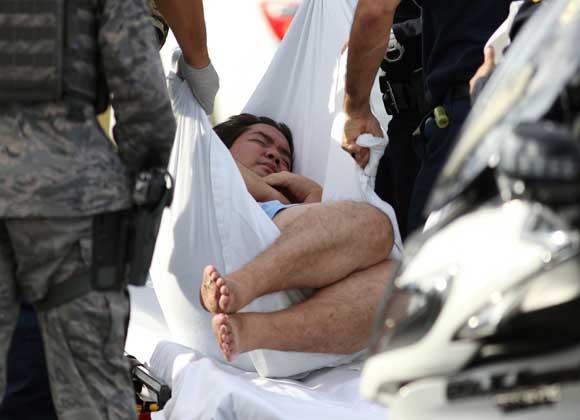 3 قتلى في في اطلاق نار في قاعدة بيرل هاربور في هاواي