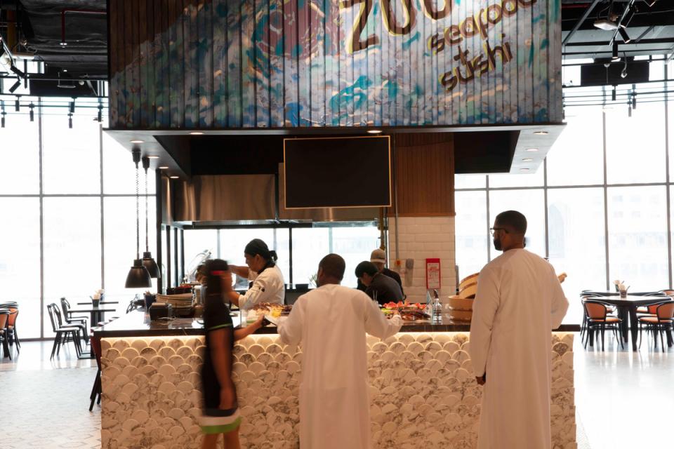 عروض مطعم تود انجليش في ليلة رأس السنة في دبي