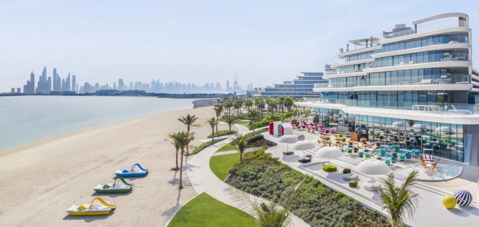 شاهد  تجربة تورنو ساباتو في دبليو دبي – النخلة والشيف العالمي ماسيمو بوتورا